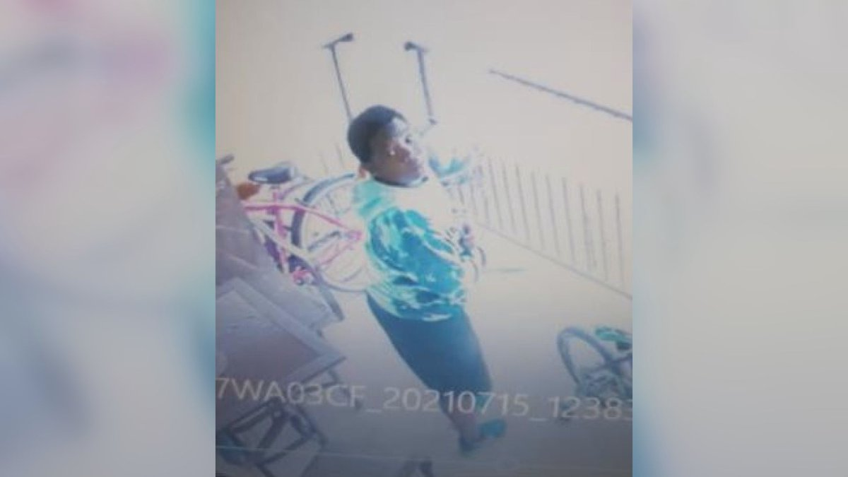 PCPD searching for stolen bike suspect