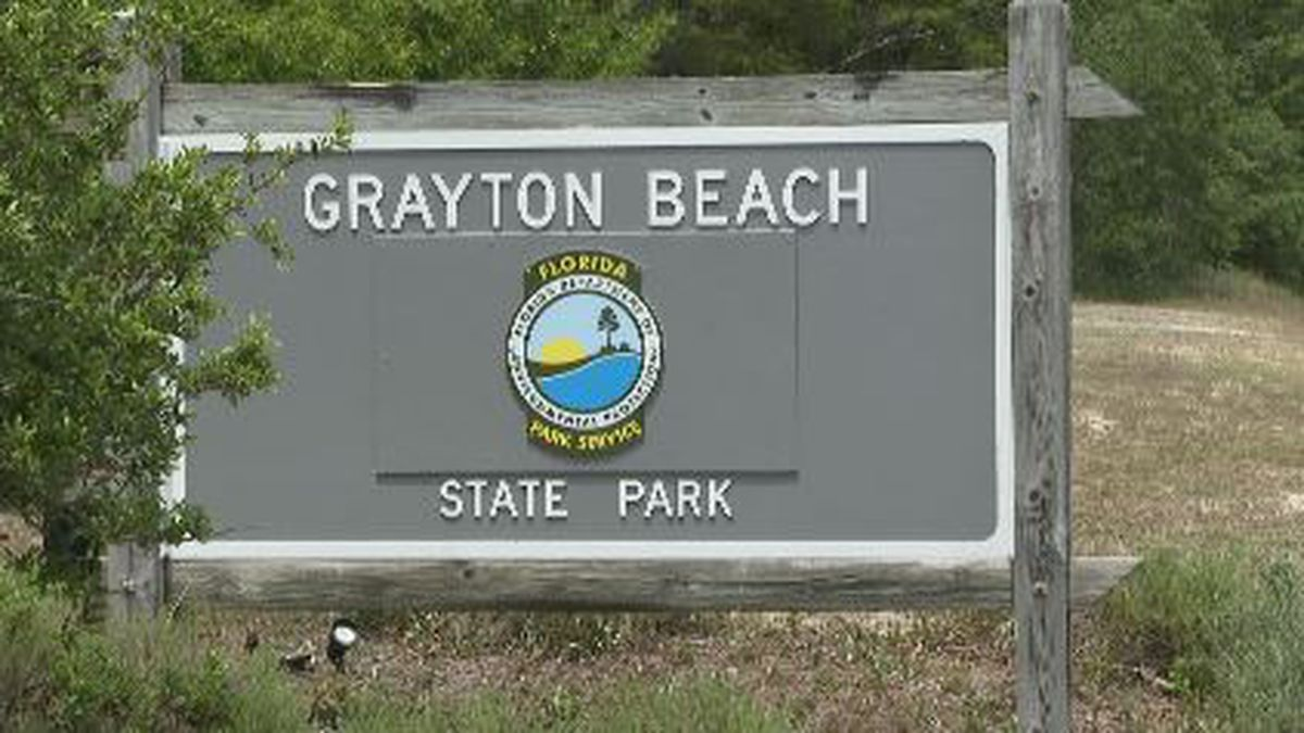 Grayton Beach State Park is named the top beach in the country by Dr. Beach. (WJHG/WECP)