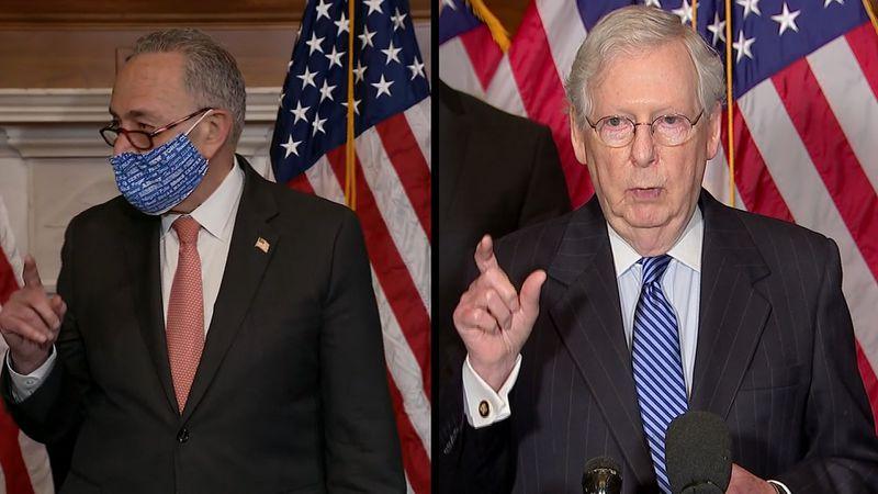 Senate power-sharing agreement