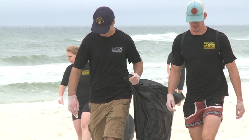 On Saturday, Keep PCB Beautiful hosted the 27 Mile Great American Beach Cleanup, where...
