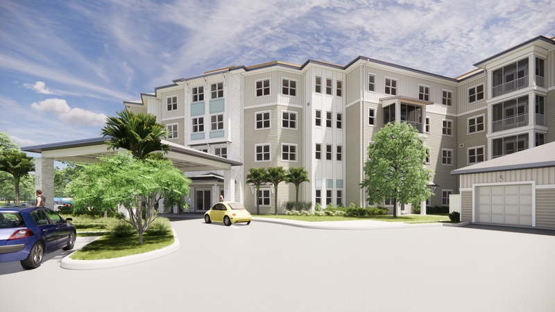 Watersound Fountains will be a luxury independent living facility for active seniors. The...