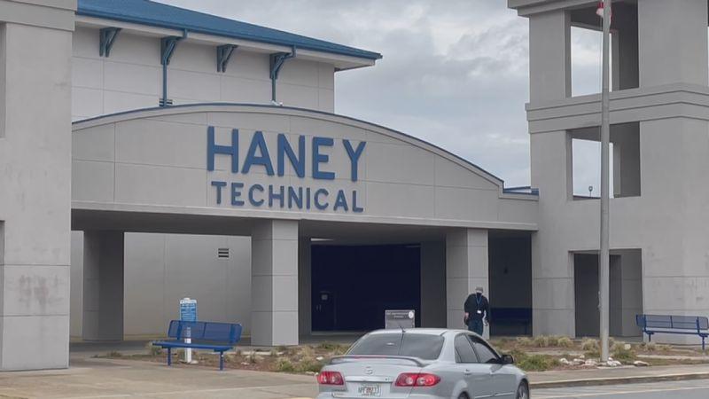 The Haney nursing program has seen an increase in interest.