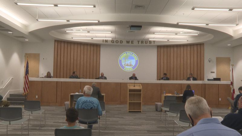 It was a packed agenda for Thursday nights Panama City Beach council meeting.