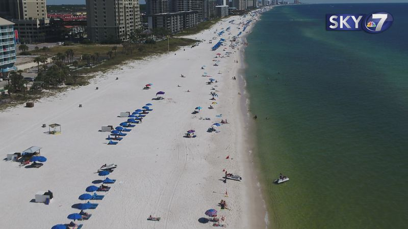 """PCB was ranked the sixth most """"Instagrammable"""" beach in the world by Travel and Leisure."""