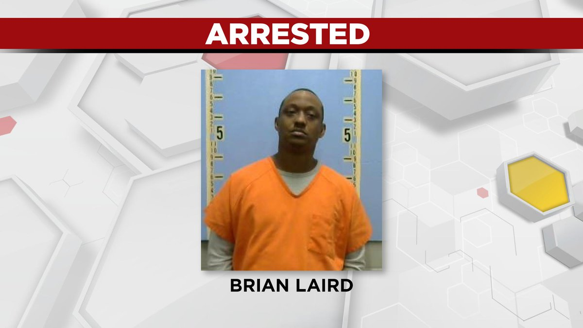Brian Laird was arrested Friday morning by Geneva County Sheriff's deputies.