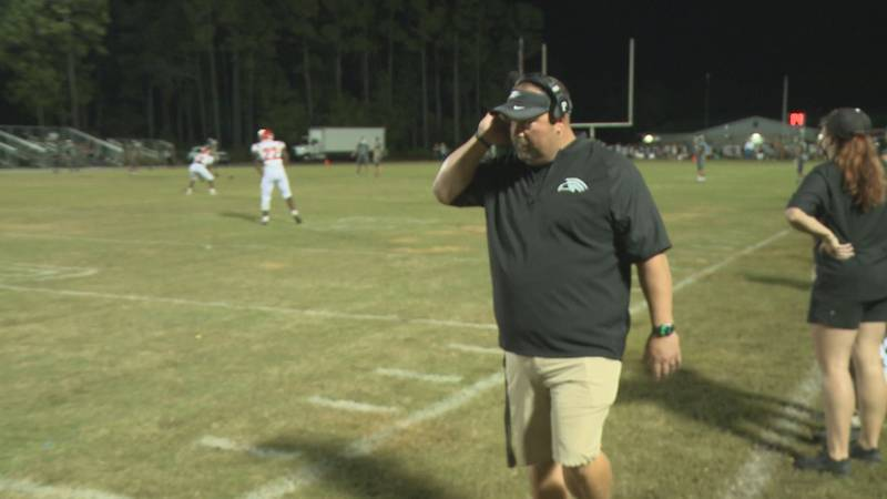 Coach Tisa has his Seahawks flying high this season, especially on offense