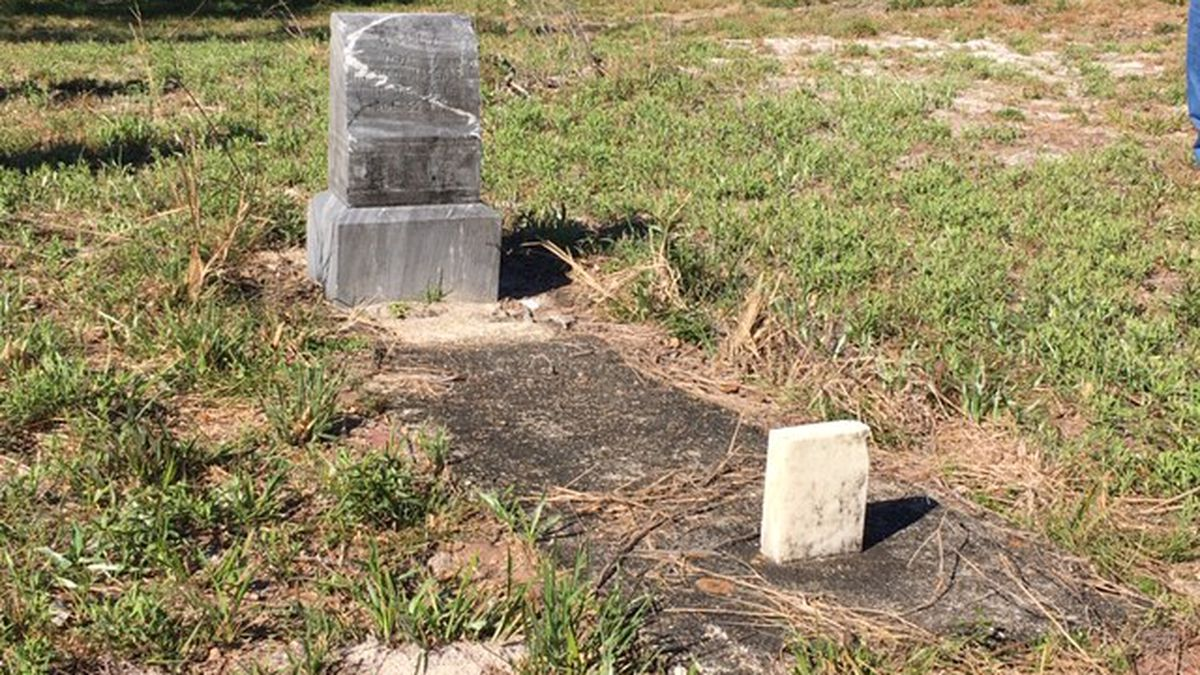 Archeologists working on this site say they're not exactly sure how many graves are located here, but according to the advisor for the Tyndall Black Heritage Committee, knowing they're here is an important part of our local history. (WJHG/WECP)