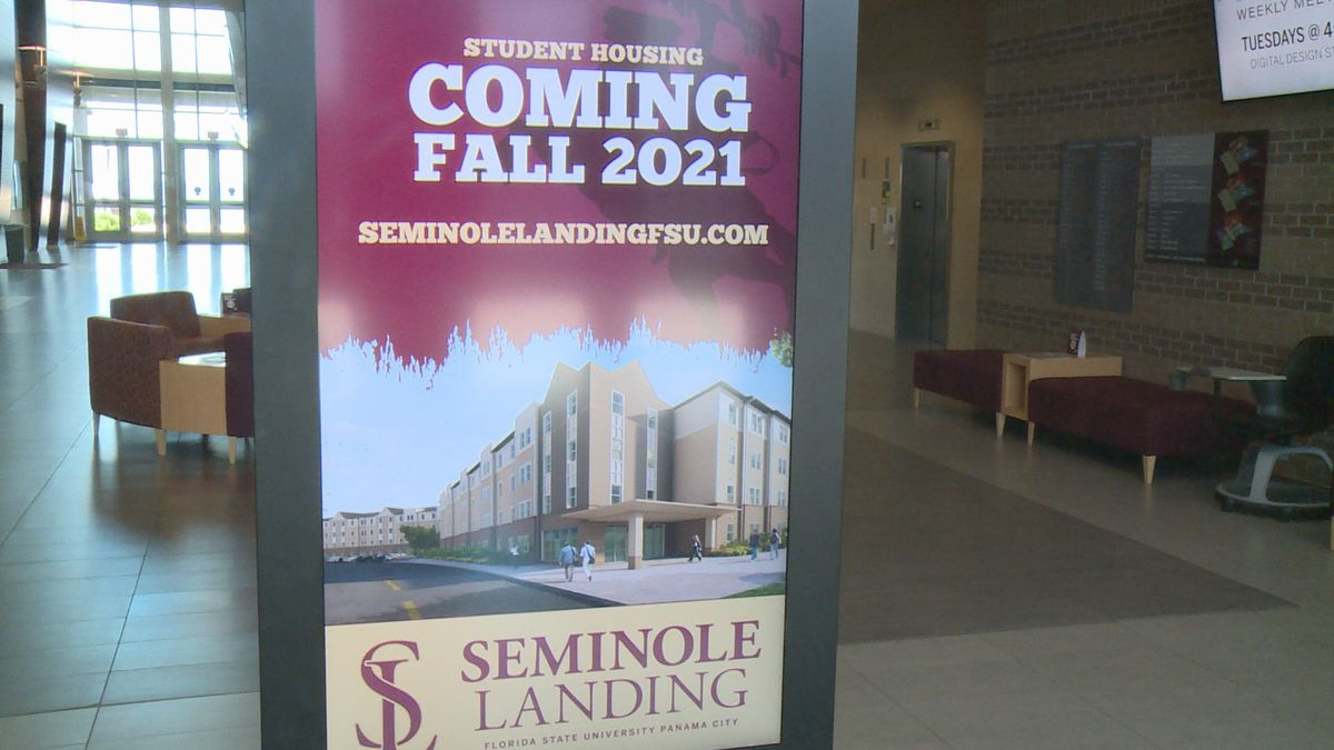 The grand opening will take place August 18.