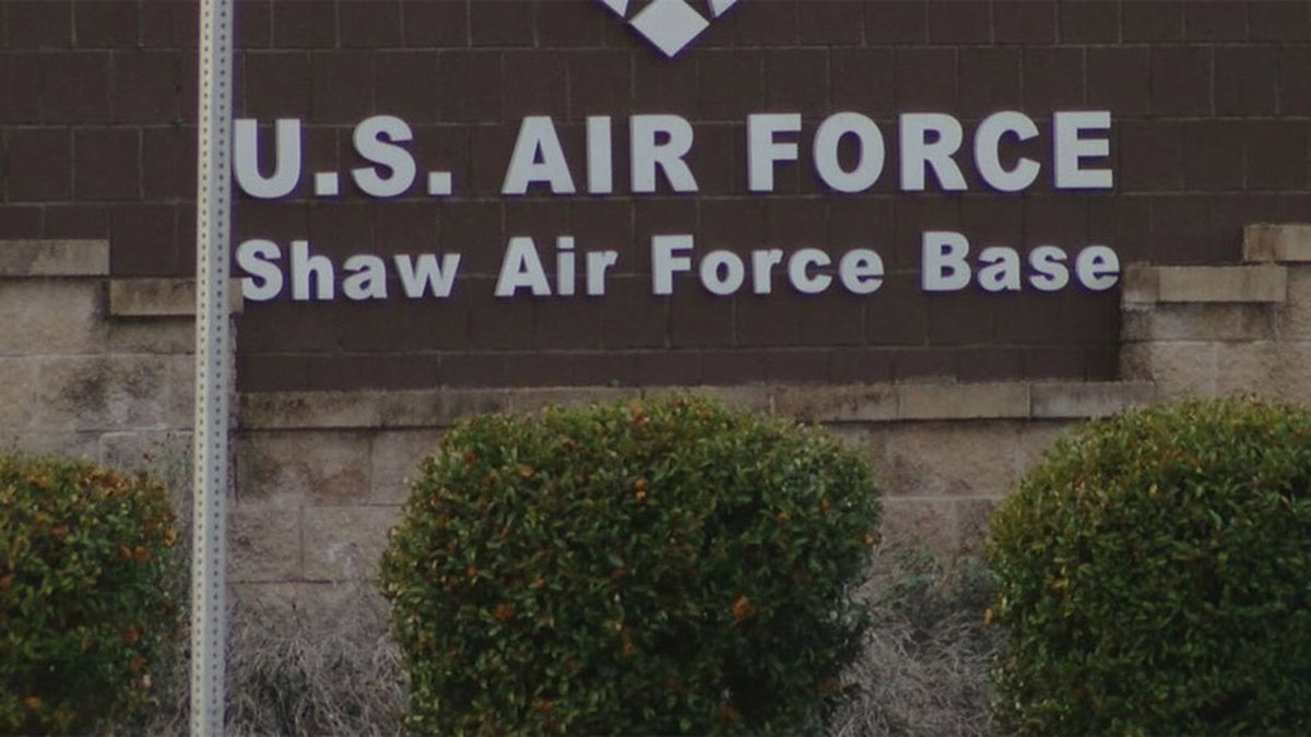 Shaw Air Force Base in South Carolina has confirmed that the pilot of the U.S. Air Force F-16CM...