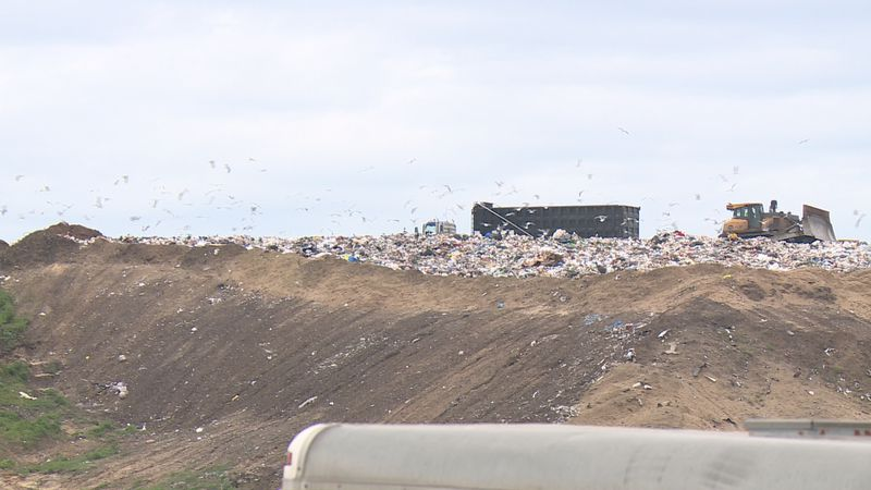 Waste amnesty continues Saturday in Bay County at the Steelfield Landfill.