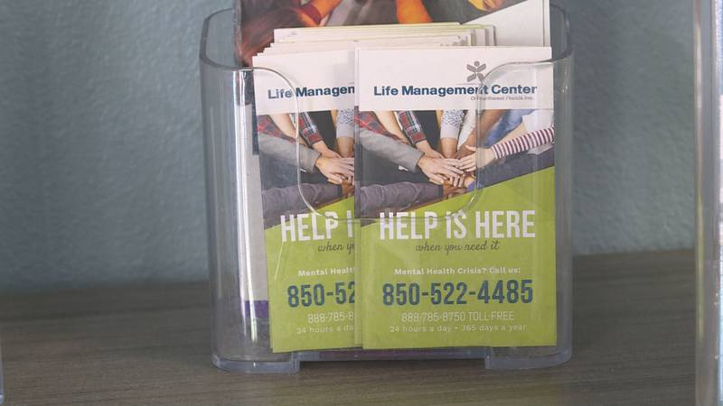 At the Life Management Center in Panama City, we're told addiction and mental illness are a...