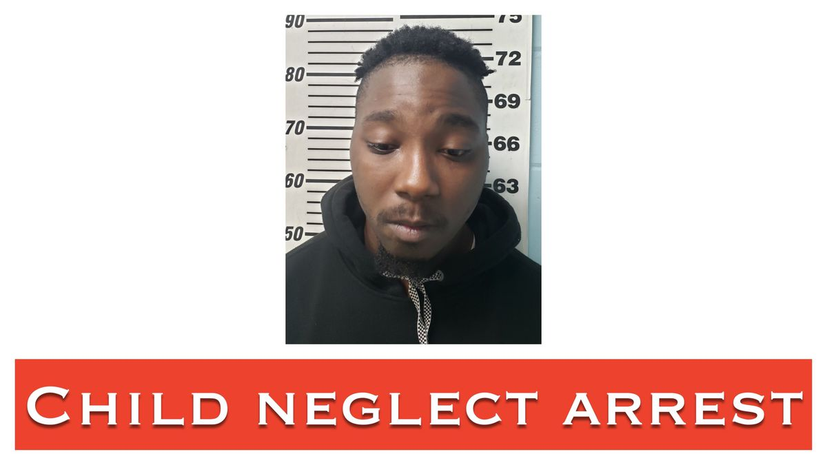 Tr'ia Wiley is charged with child neglect with great bodily harm.