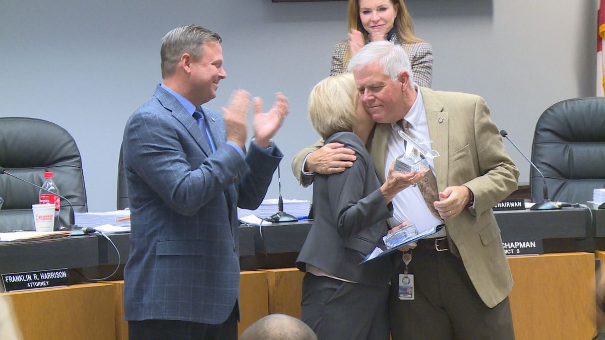 Ginger Littleton served on the Bay District School Board for 13 years. (WJHG/WECP)