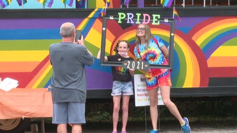 The LGBTQ Center of Bay County teamed up with local businesses to host its first-ever Bay Pride...
