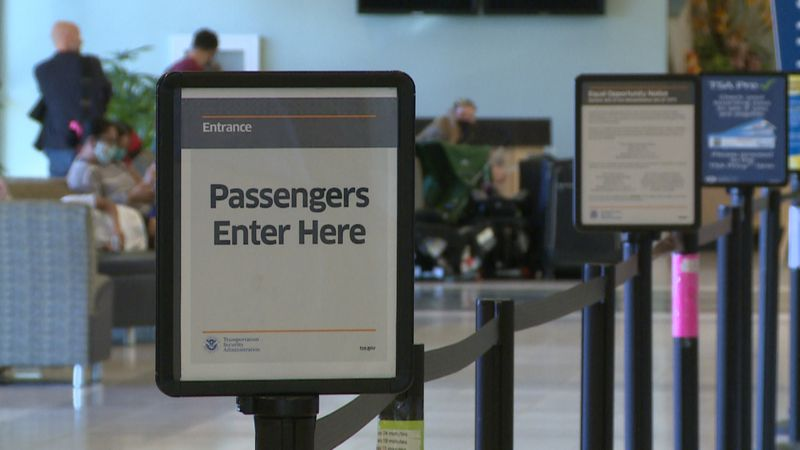 Northwest Florida Beaches International Airport is still expecting a steady holiday travel...