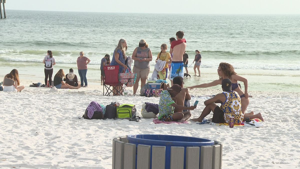 Many are on high alert due to the coronavirus outbreak but several spring breakers in our area...