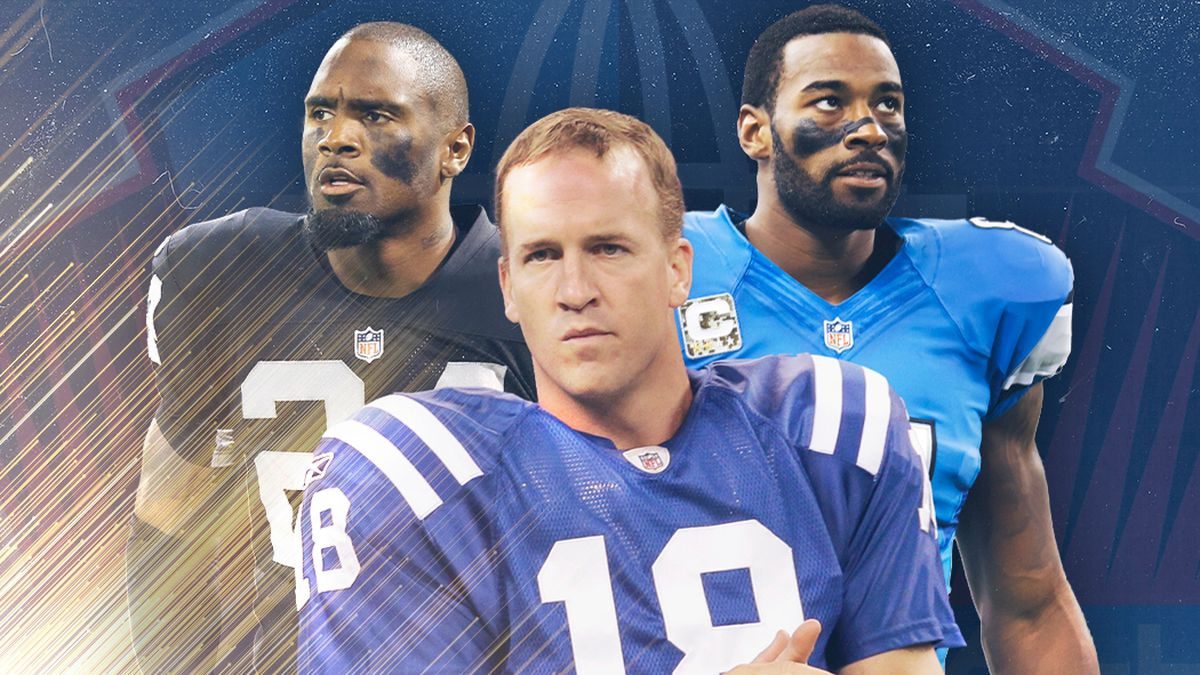Enshrinement at the Pro Football Hall of Fame in Canton, Ohio, will take place next August for those players selected.