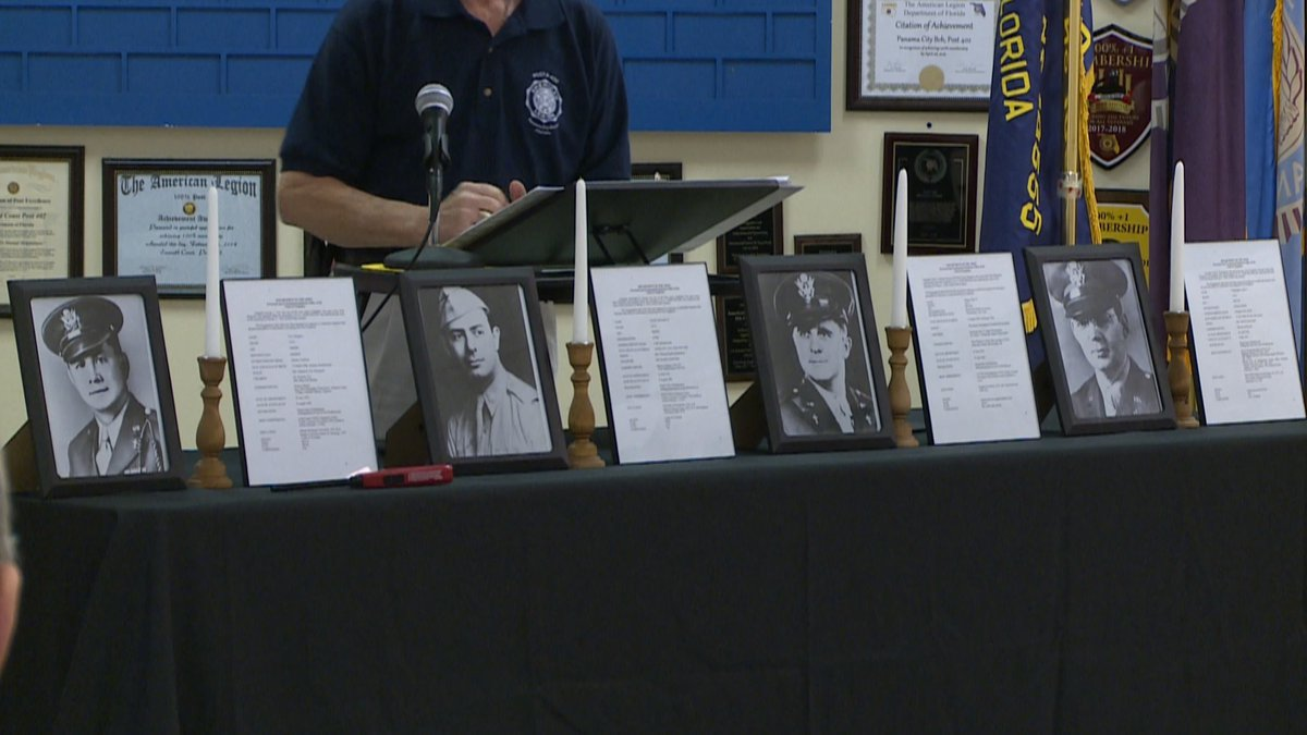 The four gave their lives to save others. (WJHG/WECP) -