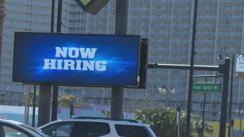 Help wanted signs are still common up and down Panama City Beach. Businesses are looking for...