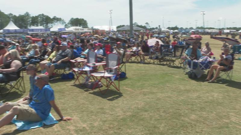 Over the weekend, tens of thousands descended upon Panama City Beach to enjoy two major events...
