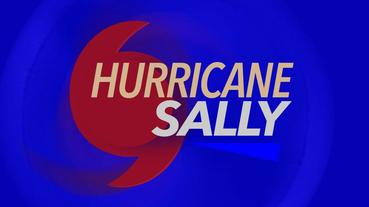 Officials with the State of Florida offer Hurricane Sally updates for Friday, September 18.