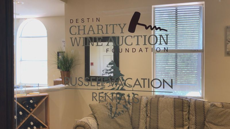Destin Charity Wine Auction went virtual to raise money for local charities.