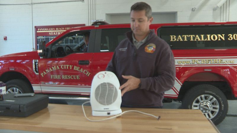 If you're depending on a space heater, well there can sometimes be a problem with those too.