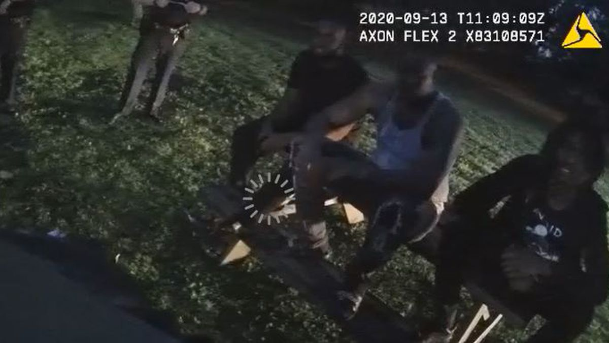 Thanks to home surveillance video, three armed robbery suspects have been arrested.