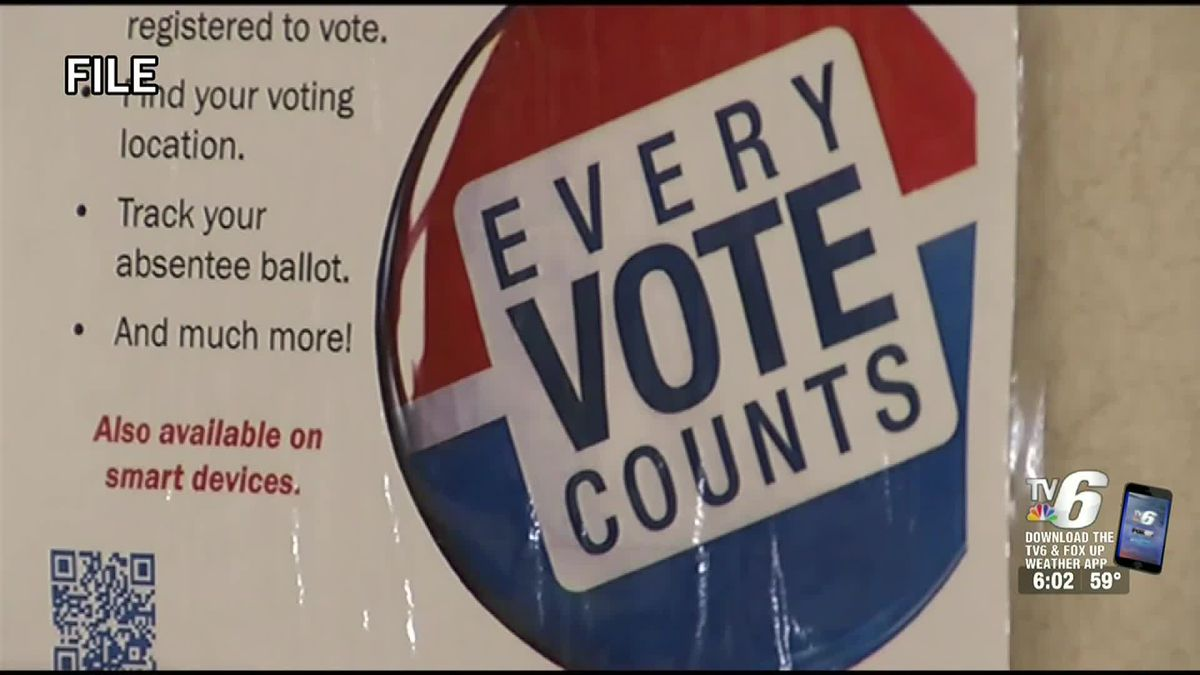 Voting reminders from League of Women Voters
