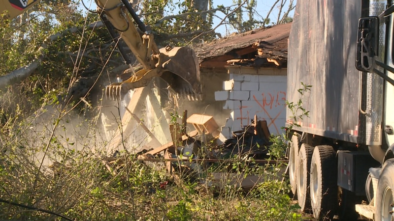 The 'Private Property Debris Removal Program' (PPDR) is starting to wrap up, after helping...