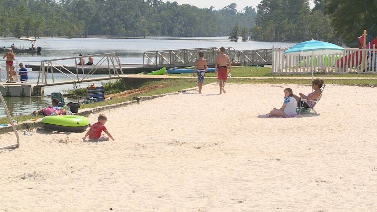 The park opened for the season on Saturday. (WJHG/WECP)