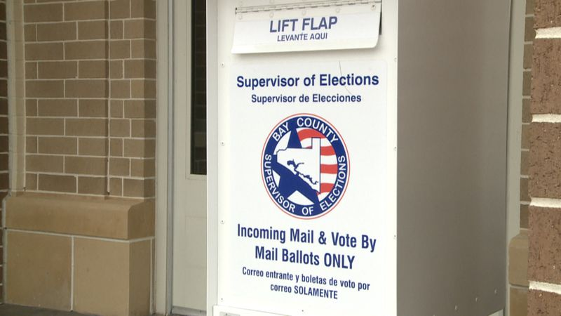 Officials say Bay County will see a record number of registered voters heading into the general...
