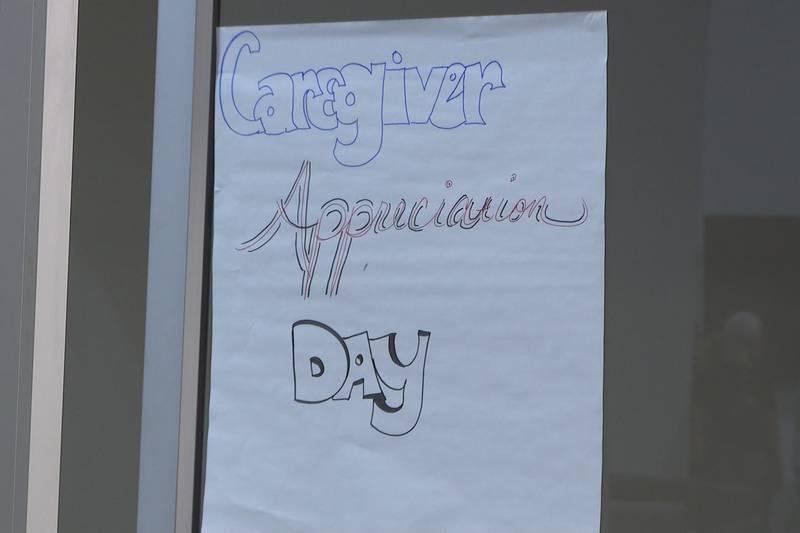 Caregiver Appreciation Day was held at Lynn Haven United Methodist Church.