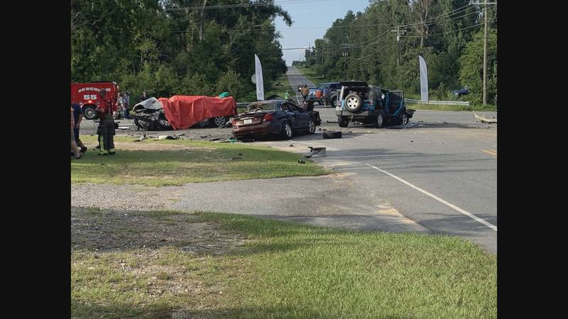 FHP is investigating a fatal accident in Jackson County.