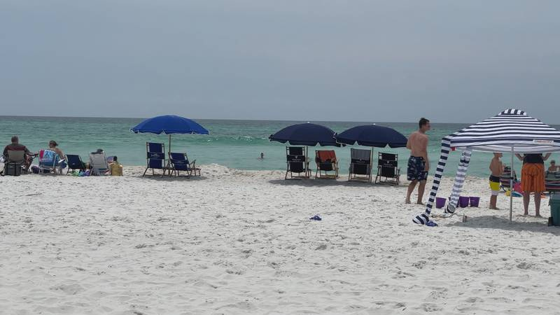 Changes to the beach activities ordinance impact beach vending.