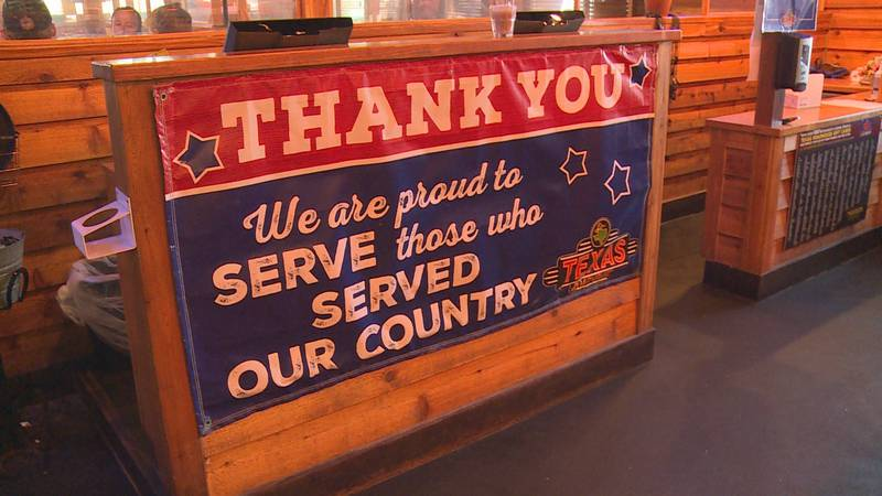 The quarterly First Responder and Veteran Appreciation Luncheon was held today at Texas...