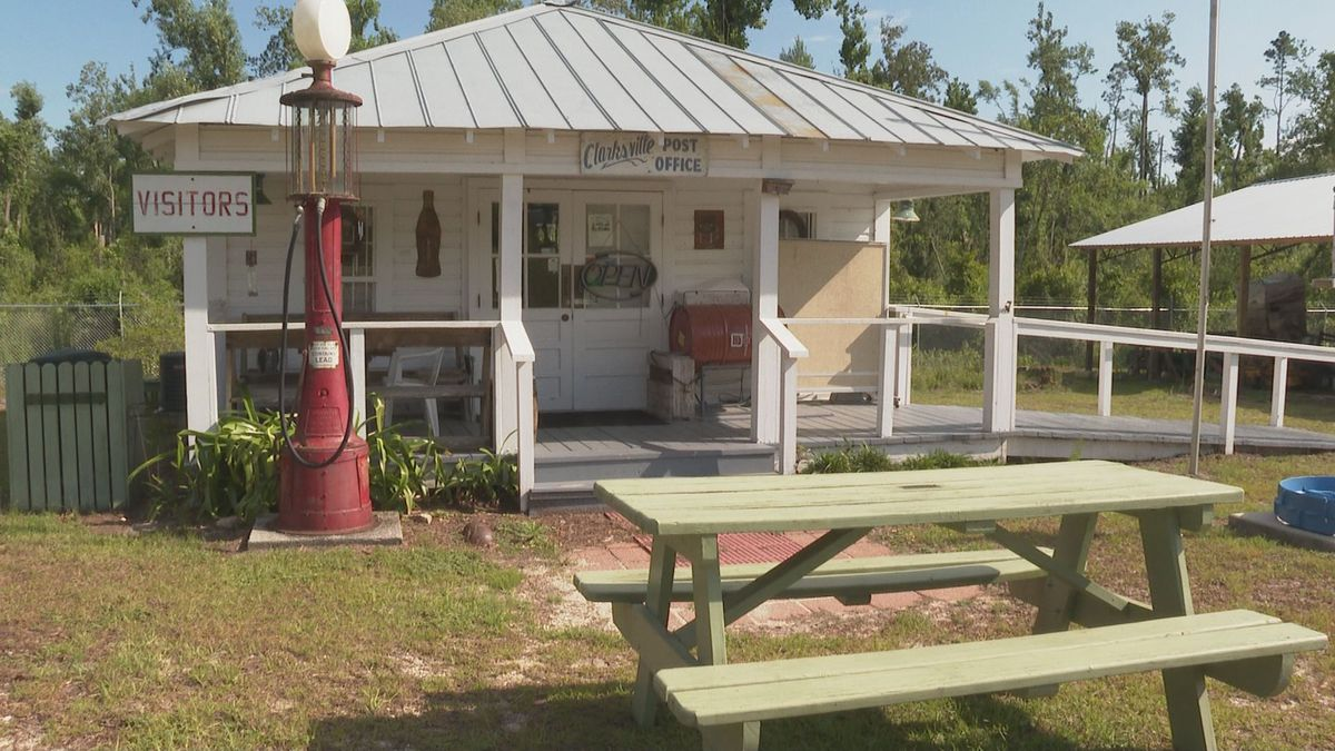 The site was reopening this spring. (WJHG/WECP)