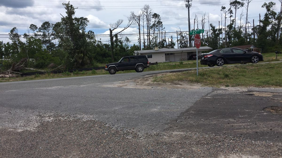 The intersection at Highway 390 and 27th Street will close permanently, FDOT officials say. (WJHG/WECP)