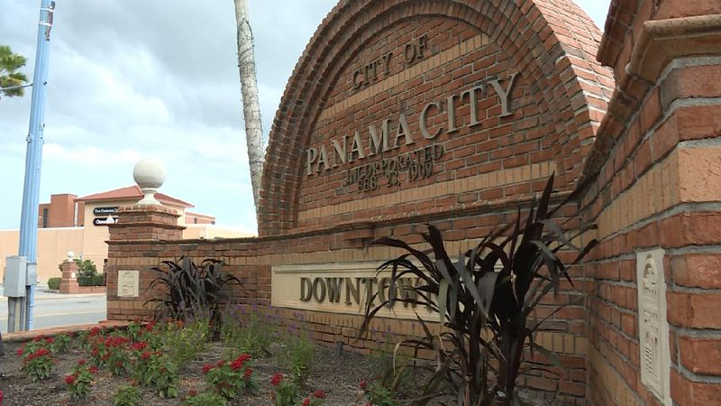The name Panama City derives its origins from the Panama Canal.