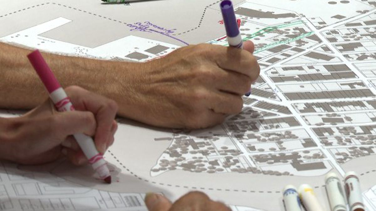 Panama City commissioners are trying something new to see what locals vision is for the city. (WJHG/WECP)