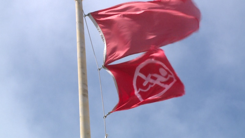 Panama City Beach Code Enforcement doesn't mess around when double red flags are flying. If...