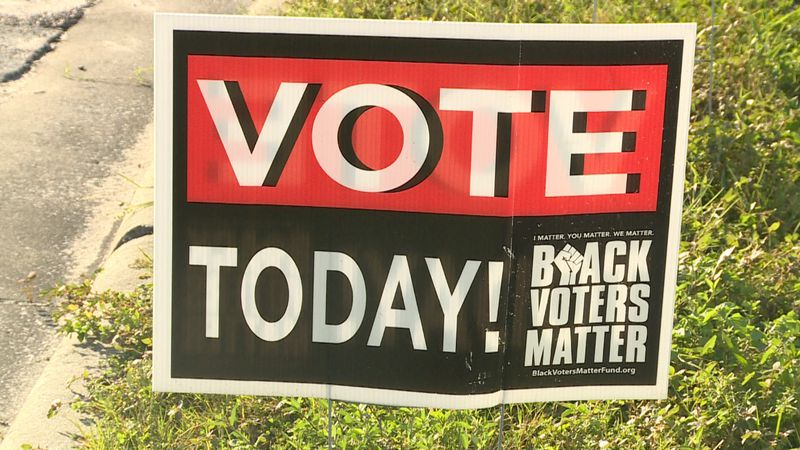 The Glenwood community held a Souls to Polls event Sunday.