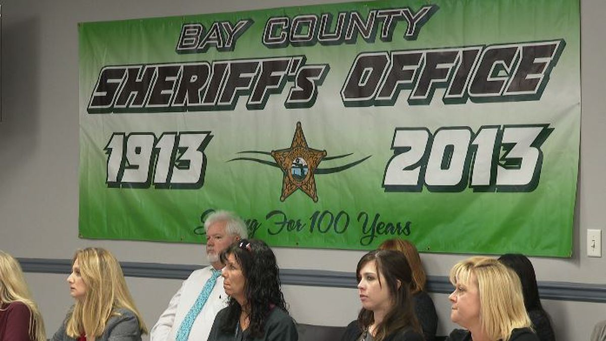 The goal of Wednesday's meeting was to kick off Bay County's Overdose Task Force. (WJHG/WECP)