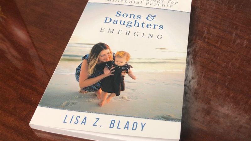Local Grandmother writes book for millennial parents