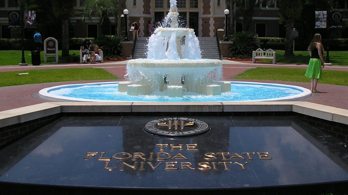 Florida State is overjoyed after climbing eight spots over last year's ranking. (Florida State University)