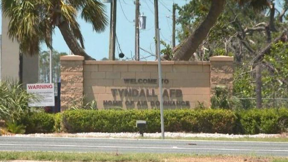Tyndall passes one of two actions to continue rebuild project. (WJHG/WECP)