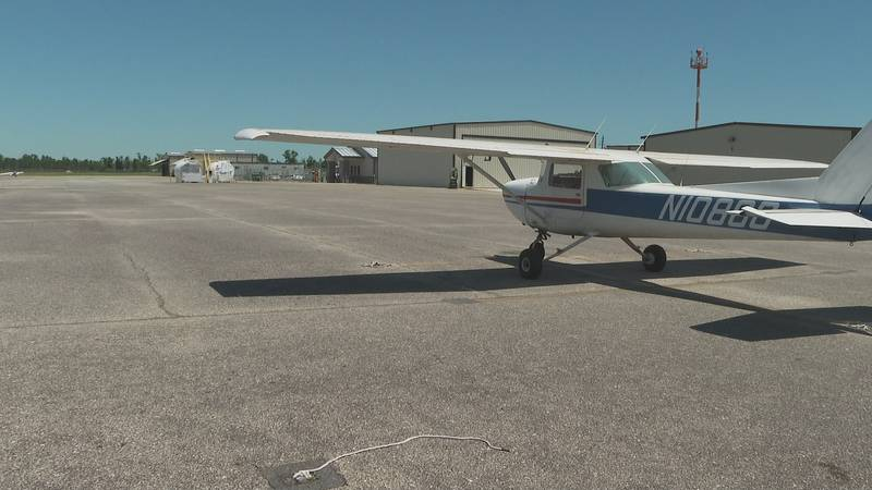 The Calhoun County Airport is reopening this weekend.