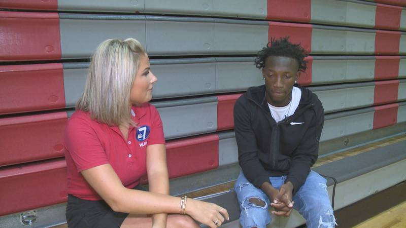 Julia Daniels sits down with Will Smiley to talk about his ACL injury