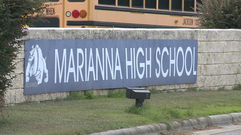 The battery charges against Marianna High School Assitant Principal Sybil Rivers were dismissed...