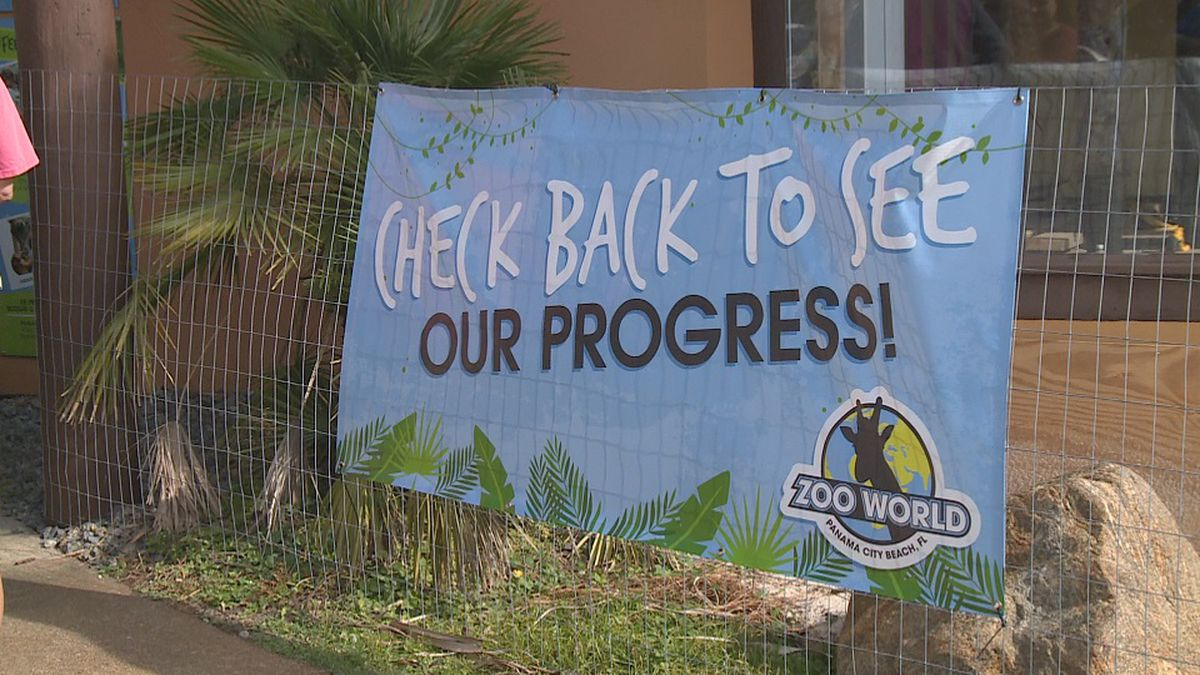 ZooWorld is getting ready for the busy season by renovating exhibits, adding new exhibits, and...